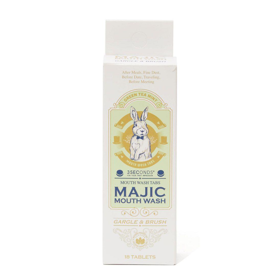 Magic Mouseウォッシュグリーンティーミント香のバリエーション3