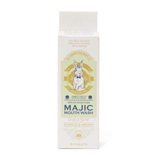 MAGIC GARGLE マジックマウスウォッシュ グリーンティーミント風味 18錠 の画像 0