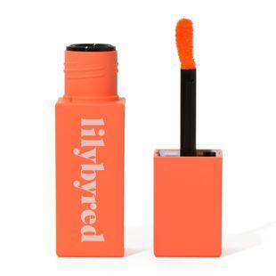 lilybyred ブラッディライアー コーティングティント 02 ナイーブなオレンジのふり 4g の画像 0