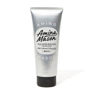 アミノメイソン ディープモイスト ミルククリーム マスクパック 200g の画像 0