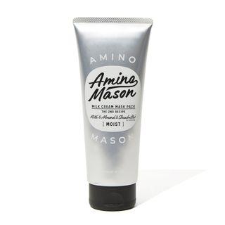 アミノメイソン ディープモイスト ミルククリーム マスクパック 200gの画像