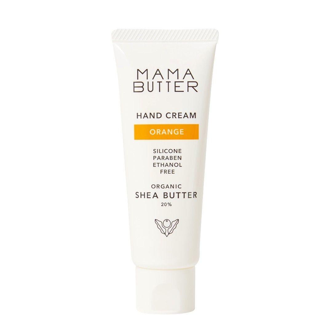 ママバター MAMA BUTTER ハンドクリーム オレンジ 40gのバリエーション1