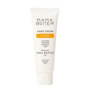 ママバター ハンドクリーム オレンジの香り 40g の画像 0
