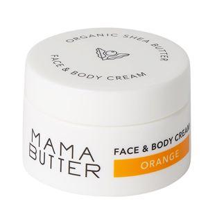 ママバター フェイス&ボディクリーム  オレンジの香り 25g の画像 0
