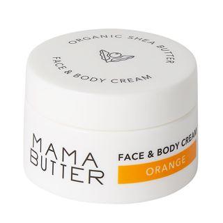 ママバター フェイス&ボディクリーム  オレンジの香り 25gの画像