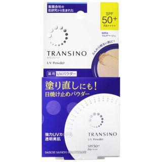 トランシーノ 薬用UVパウダーn <医薬部外品> 12g SPF50+ PA++++の画像