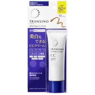 トランシーノ 薬用ホワイトニングCCクリーム <医薬部外品> 30g SPF50+ PA++++ の画像 0