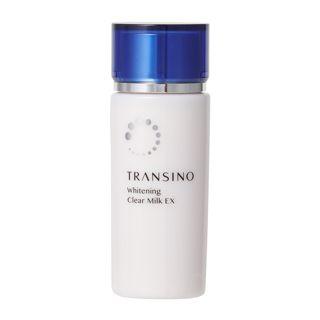 トランシーノ 薬用ホワイトニングクリアミルクEX <医薬部外品> 100mlの画像