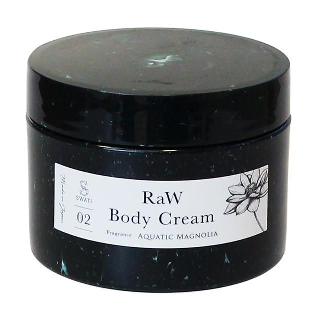 RaW Body Cream(Aquatic Magnolia)のバリエーション1