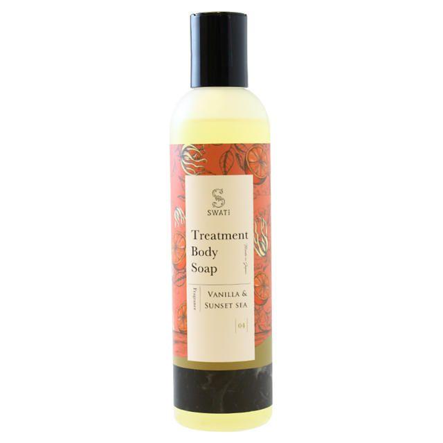 Treatment Body Soap(Vanilla & Sunset sea)のバリエーション2
