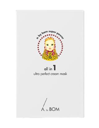 A.by BOM ウルトラパーフェクトクリームマスクの画像