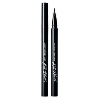クリオ ウォータープルーフ ペン ライナー 01 ブラック 0.55mlの画像
