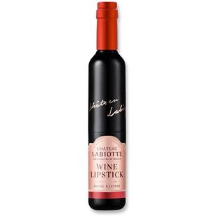 ラビオッテ シャトー ラビオッテ ワイン リップ スティック フィッティング RD03 カベルネレッド 3.5g の画像 0