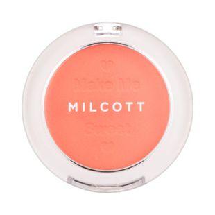 MILCOTT オーベイビーチーク 01 ビビットコーラル 6g の画像 0
