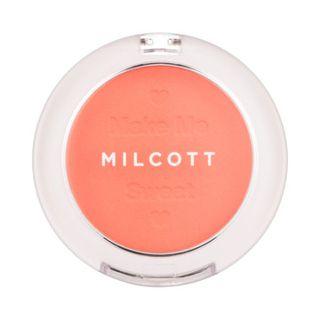 MILCOTT オーベイビーチーク 01 ビビットコーラル 6gの画像
