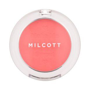 MILCOTT オーベイビーチーク 03 ホットピンクミューリー 6g の画像 0