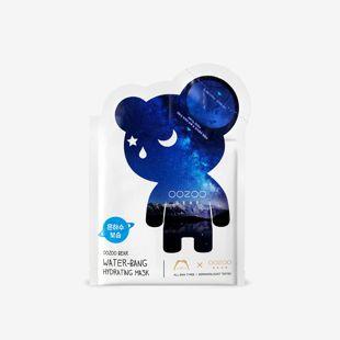 THE OOZOO ベアウォーターバンハイドレーティングマスク マスク24ml+アンプル3ml の画像 0