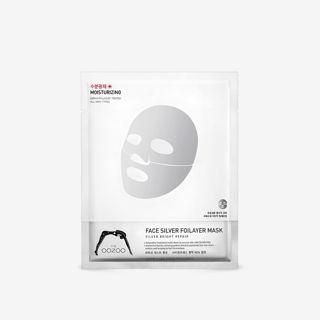 THE OOZOO フェイスシルバーフォイレイヤーマスク 25mlの画像