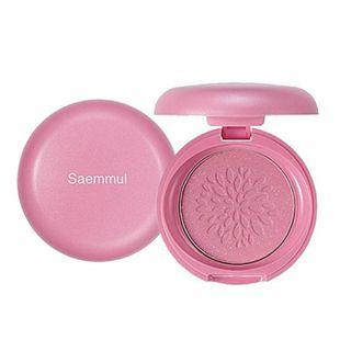 ザ セム センムル スマイルベベ ブラッシャー 03 ブリングピンク 6.5g の画像 0
