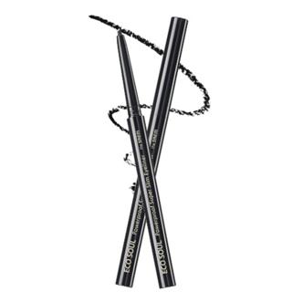 ザ セム エコソウル パワープルーフ スーパースリムアイライナー BK01 ナイト ブラック 0.1gの画像