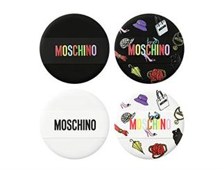 MOSCHINO×TONYMOLY パフセット 4個の画像