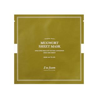 アイムフロム マグワートシートマスク 20ml の画像 0