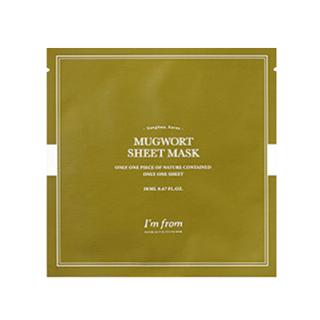 アイムフロム マグワートシートマスク 20mlの画像