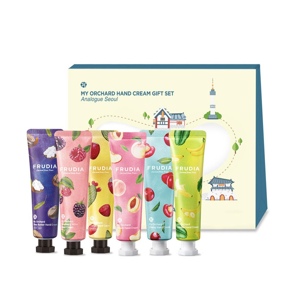 FRUDIA My Orchard Hand Cream Gift Set [Analogue Seoul]のバリエーション1