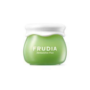 FRUDIA グリーングレープポアコントロールクリーム ミニ 10g の画像 0