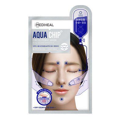 メディヒールのサークルポイントアクアチップマスク 1枚に関する画像1