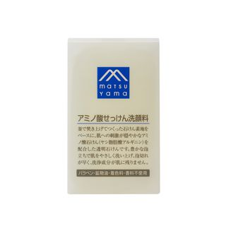 M-mark アミノ酸せっけん洗顔料 90gの画像