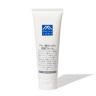 M-mark アミノ酸せっけん 洗顔フォーム 120g の画像 0