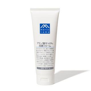 M-mark アミノ酸せっけん 洗顔フォーム 120gの画像