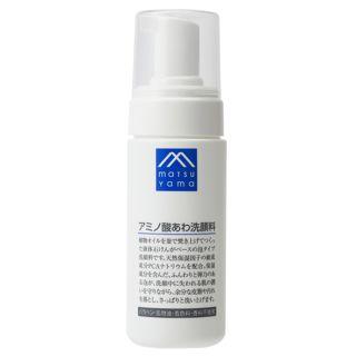 M-mark アミノ酸あわ洗顔料 130mlの画像