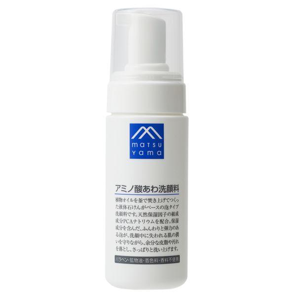 M-markのアミノ酸あわ洗顔料 130mlに関する画像1