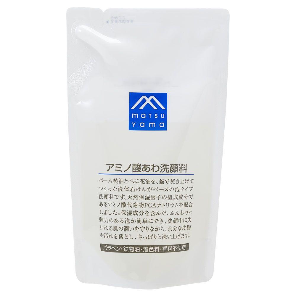 アミノ酸あわ洗顔料 詰替用のバリエーション1