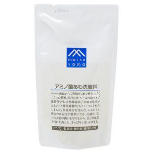 M-mark アミノ酸あわ洗顔料 【詰替用】 120ml の画像 0