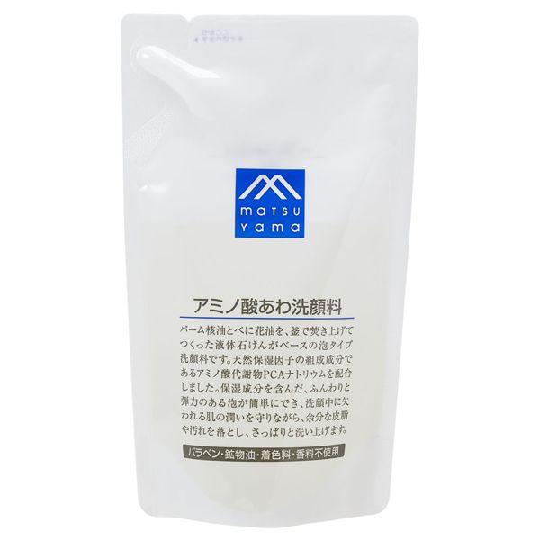M-markのアミノ酸あわ洗顔料 【詰替用】 120mlに関する画像1