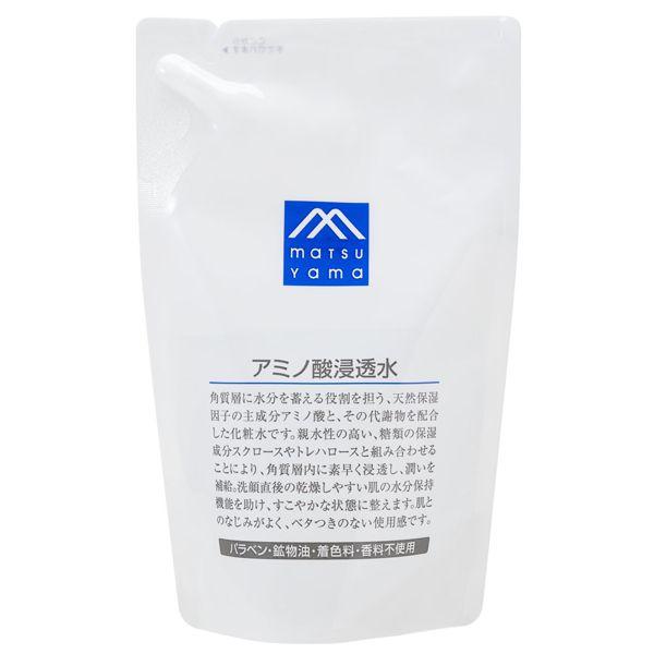 M-markのアミノ酸浸透水 【詰替用】 190mlに関する画像1