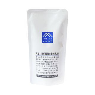 M-mark アミノ酸日焼け止め 乳液 【詰替用】 60ml SPF20 PA++の画像