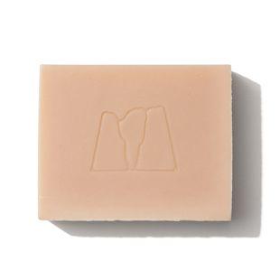 LALAHONEY ピンクフラワー石鹸 90g の画像 0