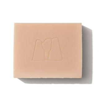 LALAHONEY ピンクフラワー石鹸 90gの画像