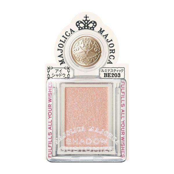マジョリカ マジョルカのシャドーカスタマイズ ルミナスティック BE203 綿菓子 1gに関する画像1
