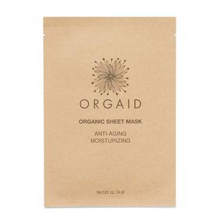 ORGAID エッセンスモイストマスク 24ml×1枚の画像