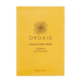 ORGAID エッセンスクリアマスク 24ml×1枚の画像