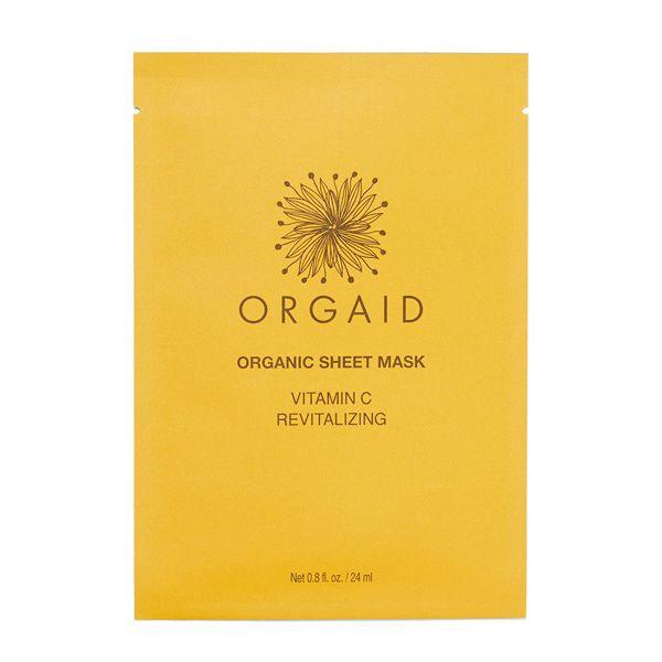 ORGAIDのエッセンスクリアマスク 24ml×1枚に関する画像1