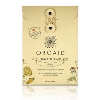 ORGAID オーガエイド エッセンスリフトマスクBOX 24ml×4枚の画像