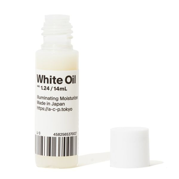 AGILE COSMETICS PROJECTの白いオイル White Oil / ver.1.24 【お一人各1個限り】 14mlに関する画像1