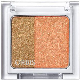 オルビス ツイングラデーションアイカラー 8256  オレンジプラリネ の画像 0