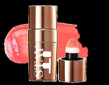 VT cosmeticsのステイイットウォーターカラーチーク 02 ピンクバレット 6gに関する画像1